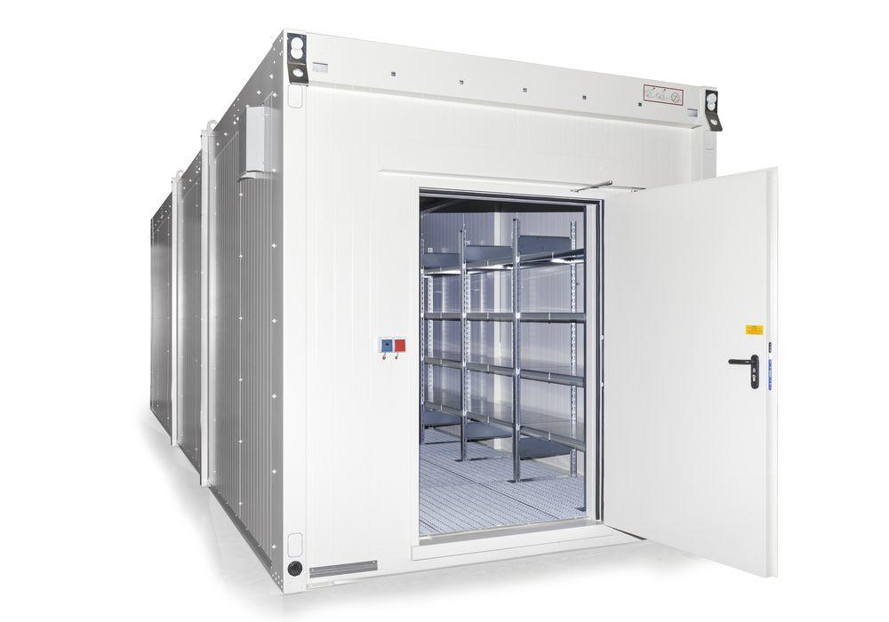 Walk-in fire-rated hazmat storage containers WFP (Lithium)